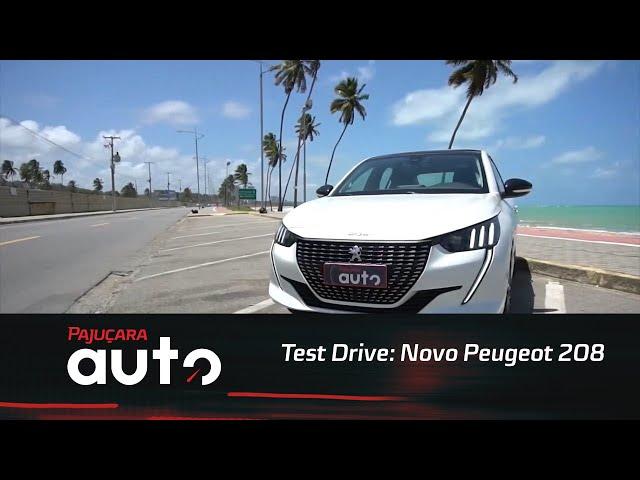 Test Drive: Novo Peugeot 208