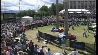 Speed Climb Great Outdoor Games Lake Placid 2001