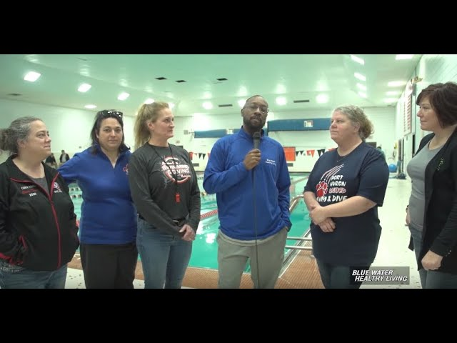Sunday Conversation with Joseph Hayes and local swim and diving coaches