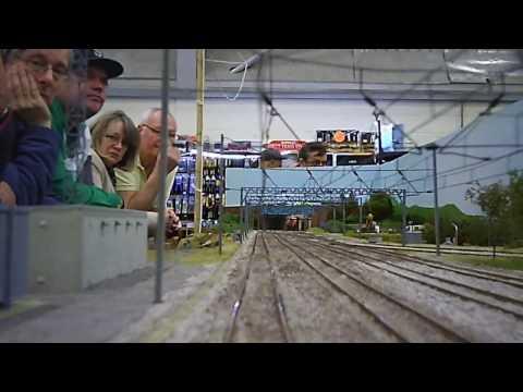 Preston and District model railway Exhibition Saturday 4 th March 2017