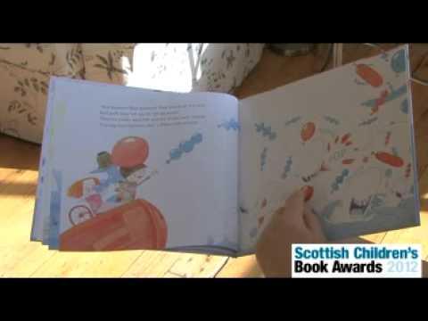 Scottish Children's Book Awards 2012 Nominee Julia Donaldson: Jack and the Flum Flum Tree