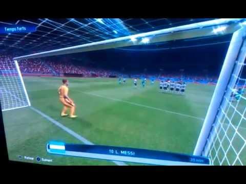PES 2017: Lionel Messi - Ultimate Goals ...