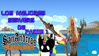 los mejores servers del San Andreas Multiplayer [PARTE 1]