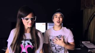 You Make Me Feel... - Cobra Starship ft. Sabi (Cover by Tiffany Alvord & Jason Chen)