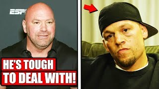 dana-white-responds-to-nate-diaz-interview-recent-comments-coach-says-ufc-wanted-pettis-vs-conor