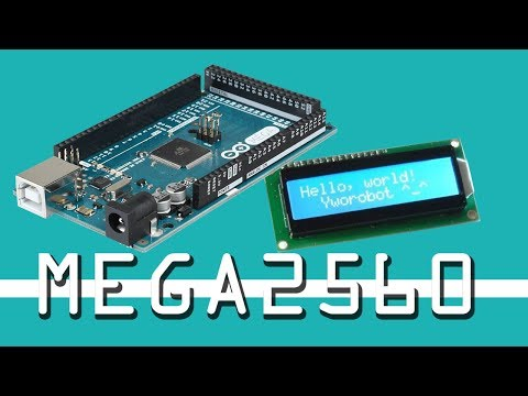 How To Connect An I2C LCD Display To An Arduino MEGA 2560