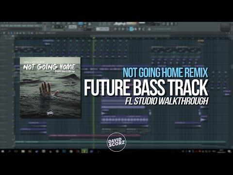 Fl Studio 12 - Future Bass Project! [FLP Walkthrough]