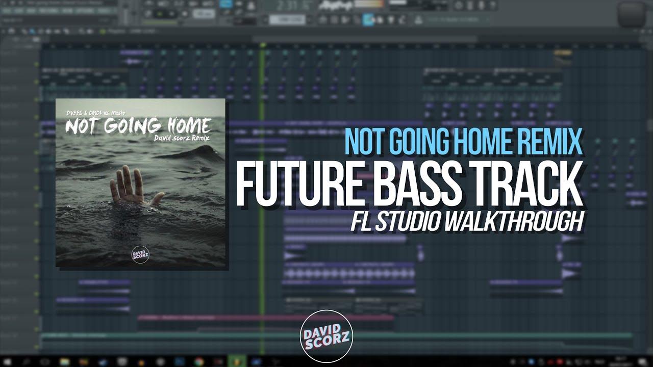 Fl Studio 12 - Future Bass Project! [FLP Walkthrough] #1