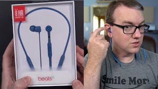 A Day with BeatsX Wireless Bluetooth Headphones