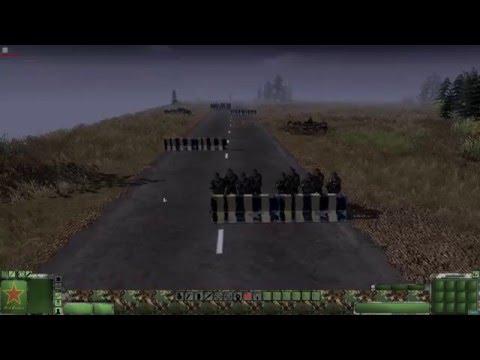 RED RISING - MEN OF WAR ASSAULT SQUAD 2 - RUSSIAN CIVIL WAR SKIRMISH