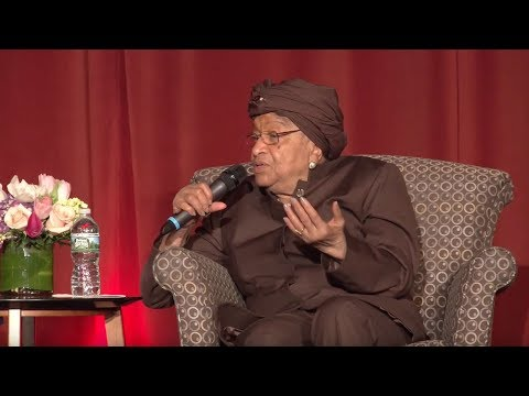 President Ellen Johnson Sirleaf | If Your Dreams Do Not Scare You