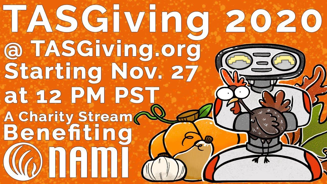 TASGiving is stuffed with runs you'll love! TASGiving.org Nov. 27-29 benefiting NAMI