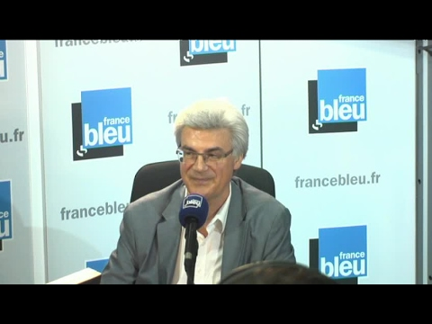 Patrick Le Hyaric, invité de France Bleu Matin