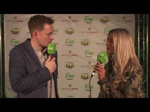 Does Louisa Johnson think Simon Cowell needs to 'chill out'? - Free Radio Live 2017