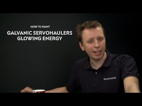 WHTV Tip of the Day - Galvanic Servohaulers Glowing Energy.
