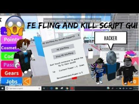 Roblox Exploit Kill Script