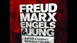Freud Marx Engels & Jung - Sunnuntaiaamun Kadut (live)