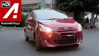 Test drive Mitsubishi Mirage facelift Indonesia 2015