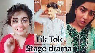 Pakistani stage drama funny completion  Tik Tok Funny Completion