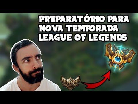 Preparatório para Nova Temporada de League of Legends thumbnail