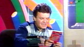 Денди Новая Реальность: телеканал ОРТ, 22 выпуск [10 ноября 1995]