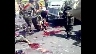 فيديو ممنوع من العرض من حادثة السبعين(2)خاص صنعانية أصل