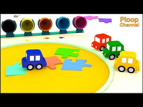 Thumbnail: Cartoon Cars - SEA of SAND! - Cartoons for Children - Children's Animation Videos for kids