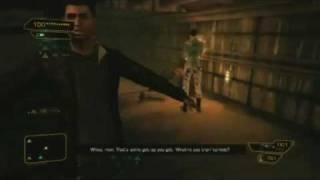 Augmented bum glitch [Deus Ex: Human Revolution]