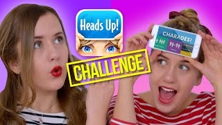 Twins Play Heads Up! | Casually Twins