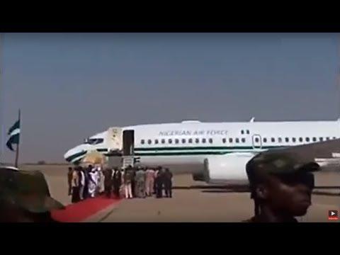 Latest President Muhammad Buhari Kano Visit