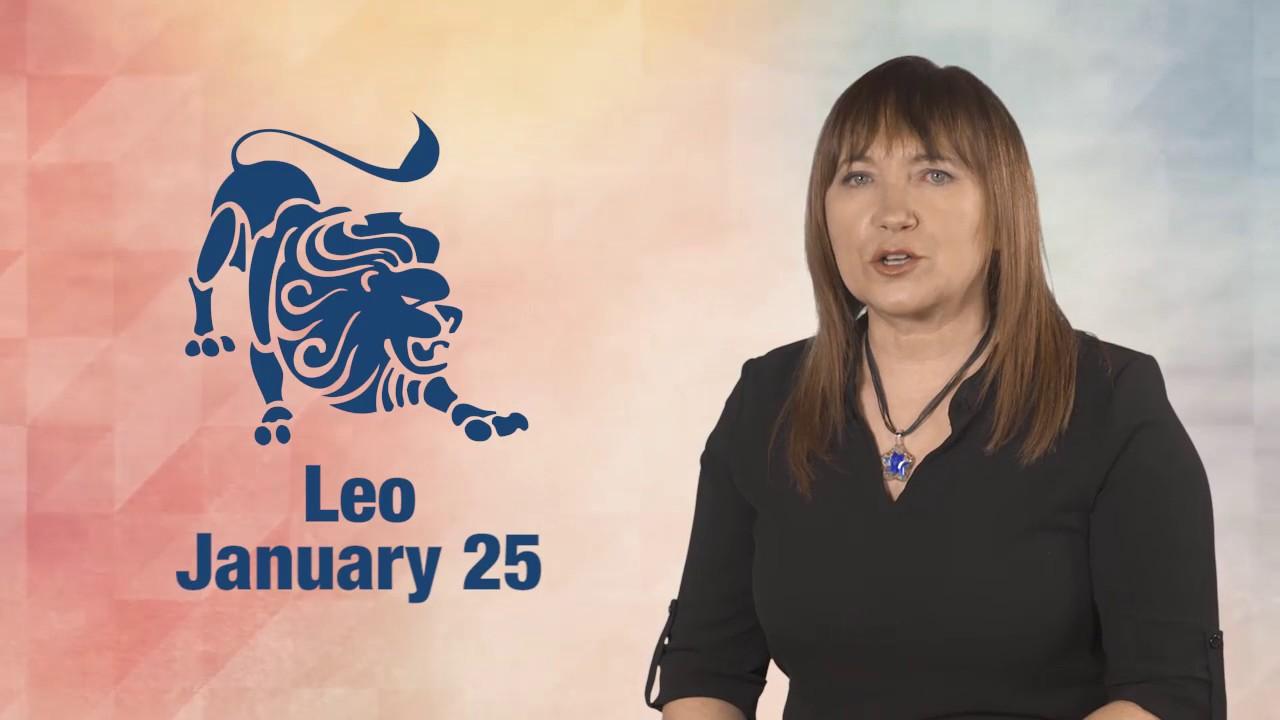 leo daily horoscope january 25
