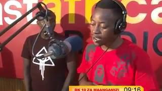 Dakika 10 Za Maangamizi : P The MC