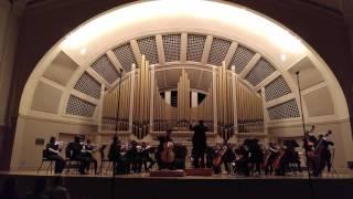 Elgar Cello Concerto 1st Mvt.