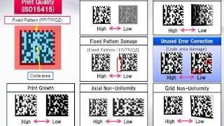 Video: 2D code reader demo video