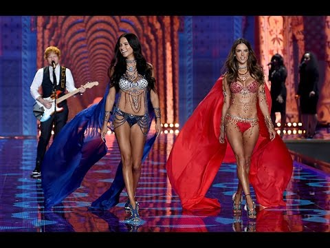 Видео: Victorias Secret Fashion Show 2014 London Full HD