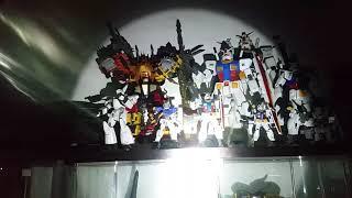 Baixar 80's Kid Dark Toy Room Transformers And Kamen Rider