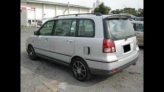 Обзор автомобиля Митсубиси Дион 2000 года.  Mitsubishi Dion car 2000 review