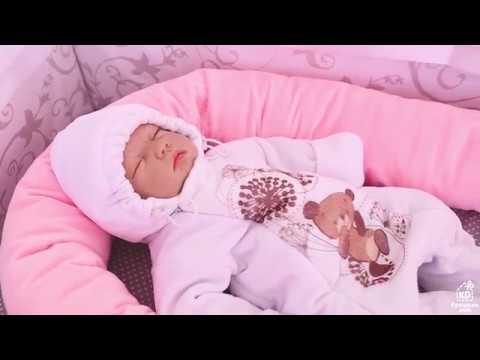 Зачем нужен кокон-гнездышко для новорожденных?