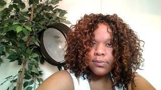 freetress presto color tt33 and gogo curl color tt30 crochet latch hook braids