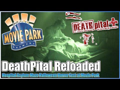 🏥deathpital-reloaded-maze😷halloween-horror-fest-15🎃movie-park-germany🎃dark-haunted-house