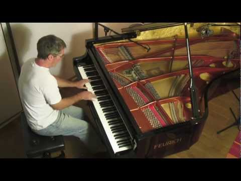Chopin Etude Op.25 No.12 'Ocean' - Paul Barton, Feurich 218 Grand Piano