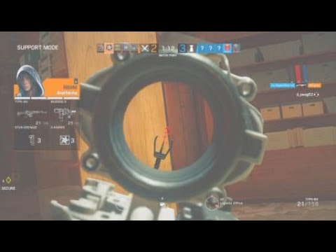 Same kid (who stole brothers crack) rages in R6 (HILARIOUS)