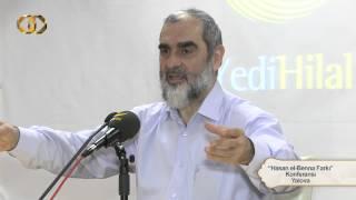 163) Hasan el-Benna Farkı - Yalova - Nureddin Yıldız - Sosyal Doku Vakfı