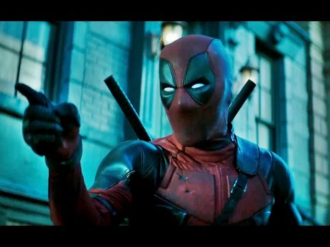 Deadpool 2  - Teaser Trailer 2018 [HD]