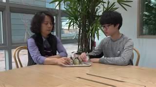 삼각김밥광고 연습
