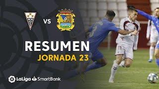 Resumen de Albacete BP vs CF Fuenlabrada (1-1)