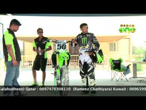 Bike performer Jinan makes waves in Arab countries- Weekend Arabia 32(4)