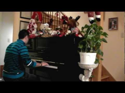 Andrew Kassis Plays One Man's Dream - Yanni