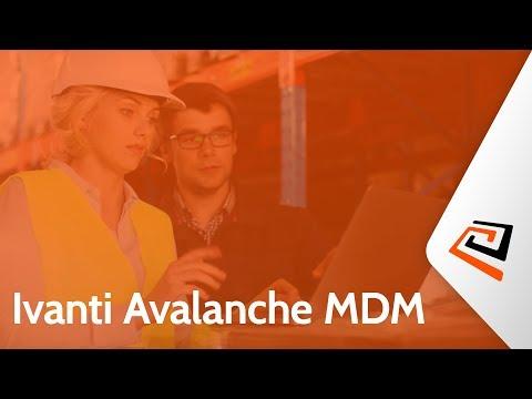 Ivanti Avalanche Enhances Mobile Device Management - RACO