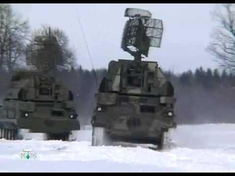 Tor M1 9M330 Air Defense System